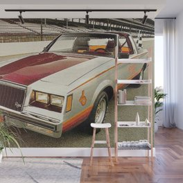 1981 Indianapolis 500 Regal-Grand National Pace car Wall Mural