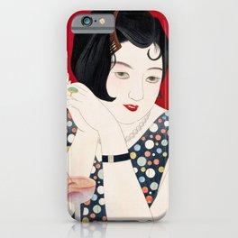 Kobayakawa Kiyoshi - Tipsy iPhone Case