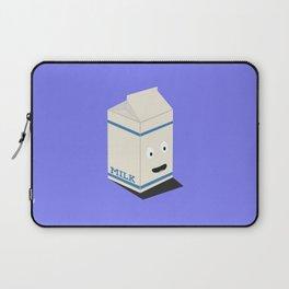 Cute kawaii milk carton Laptop Sleeve