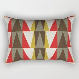 MCM Bitossi Angle Rectangular Pillow