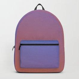 OXIDISED METAL - Minimal Plain Soft Mood Color Blend Prints Backpack