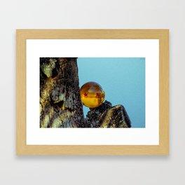 TWOxSTARxDRGN Framed Art Print