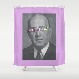 Irresistible Shower Curtain