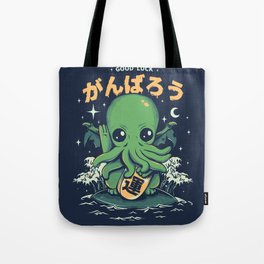 Good Luck Cthulhu Tote Bag