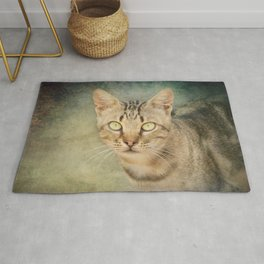 Feral Cat no 2 Rug