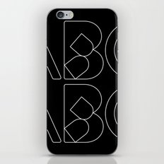 Collapsed iPhone & iPod Skin