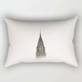 Chrysler Building - NYC Rectangular Pillow