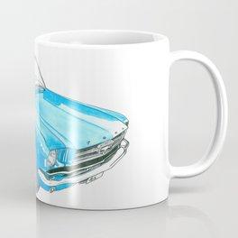 65 Mustang Fastback Coffee Mug