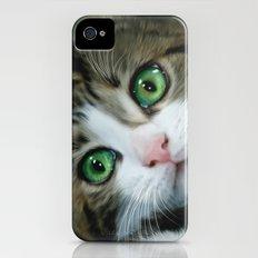 Kitty Cat Slim Case iPhone (4, 4s)