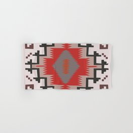 American Native Pattern No. 144 Hand & Bath Towel