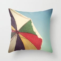 Late Summer Throw Pillow