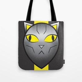 CatBot Tote Bag