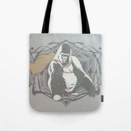 Fearless Creature: Grillz Tote Bag