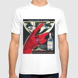 Rare 1962 Jose Cuervo Tequila Advertisement Poster T-shirt