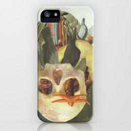 Shochet iPhone Case