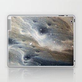 Evaporated Jack Daniels under the microscope. Laptop & iPad Skin
