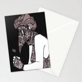 Plague Mask Stationery Cards