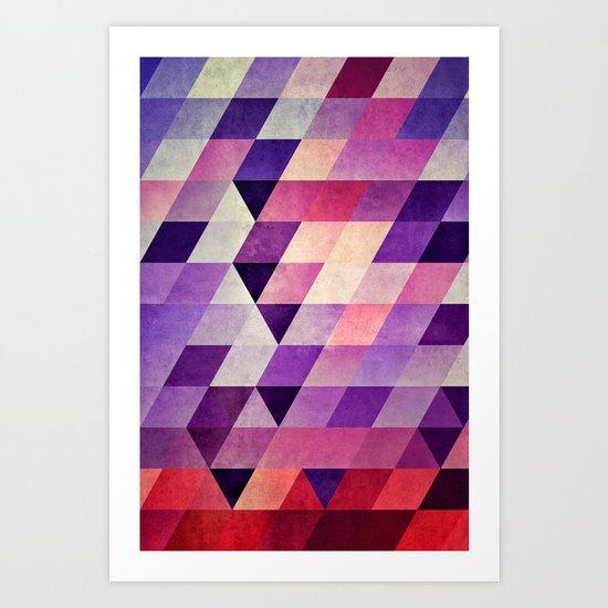 fynyl ynd Art Print