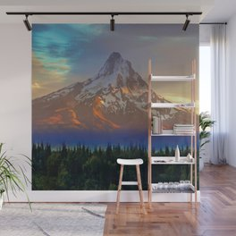 When Adventure Begins Wall Mural