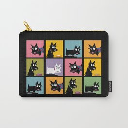 Different Scottie Carry-All Pouch
