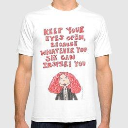 Grace Coddington Quote T-shirt