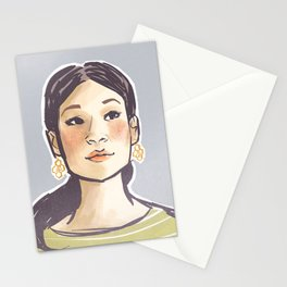 elementary: joan watson [3] Stationery Cards