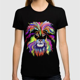 The Lion of Technicolor T-shirt