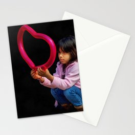 Will Love be Kind to Me? Stationery Cards