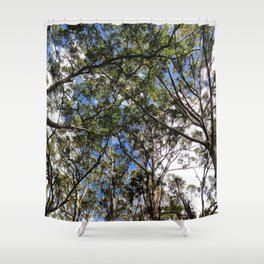 Forest 2 Shower Curtain
