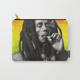 marley bob general portrait painting | Up In Smoke Fan Art Carry-All Pouch
