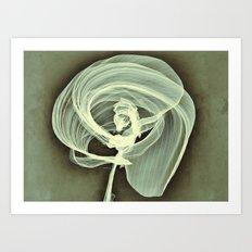 A Smooth Awakening Art Print