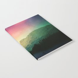 Scottish Mountains Notebook
