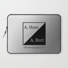 A. Ham / A. Burr Laptop Sleeve
