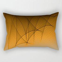 Gauze Pattern Rectangular Pillow