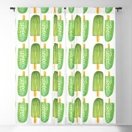 Cactus Popsicles Pattern #society6 #decor #buyart Blackout Curtain