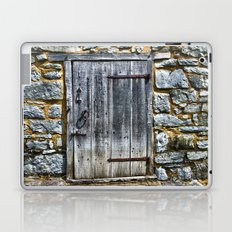 Door at the Mill Laptop & iPad Skin