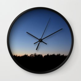 Sky 1 Wall Clock