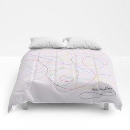 Informe del fósforo Comforters