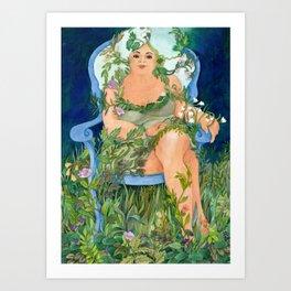 Florinda Art Print