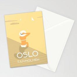 Oslo Tjuvholmen Stationery Cards