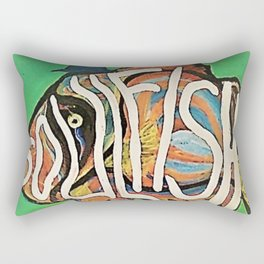 Soulfish Rectangular Pillow