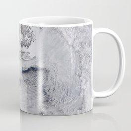 Sea Ice, Clouds in the Sea of Okhotsk Coffee Mug
