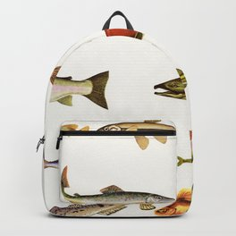 Fishing Line Backpack