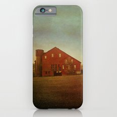 Red Barn in Autumn iPhone 6s Slim Case