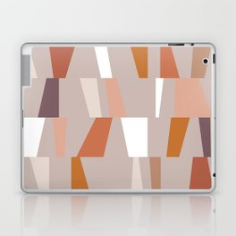 Neutral Geometric 03 Laptop & iPad Skin