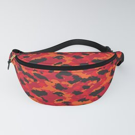 Pop-Chill Fashion Camouflage Fanny Pack