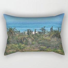 Oasis. Rectangular Pillow