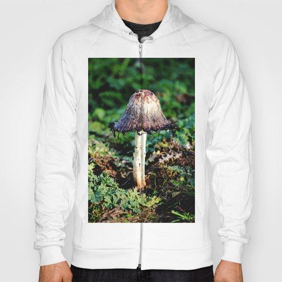 Ink Cap Mushroom Hoody