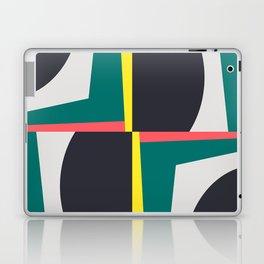 Modern Geometric 65 Green Laptop & iPad Skin