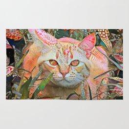 Alice's Cat Rug